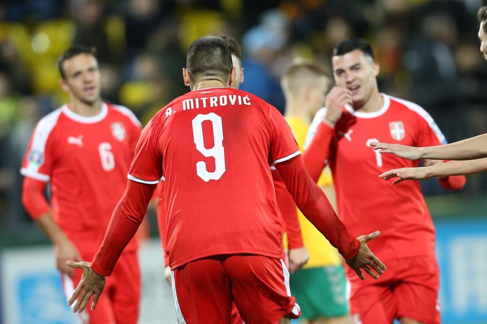 Отборът на Сърбия съхрани шансове за класиране на Евро 2020