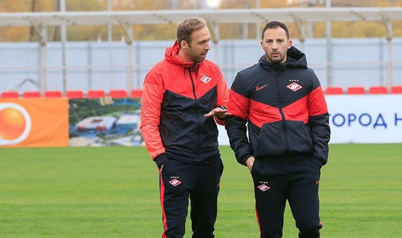 Италианецът Доменико Тедеско беше представен днес като старши треньор на