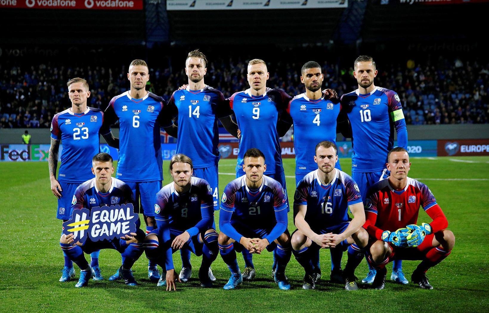 Исландия спечели с 2:0 домакинството си на Андора и запази