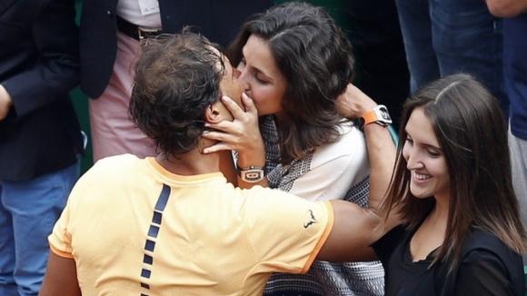 Годеницата на тенис звездата Рафаел Надал - Франсиска разкри едно
