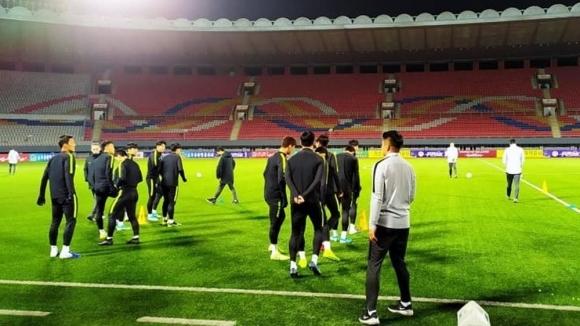 Отборите на КНДР и Република Корея завършиха 0:0 в среща