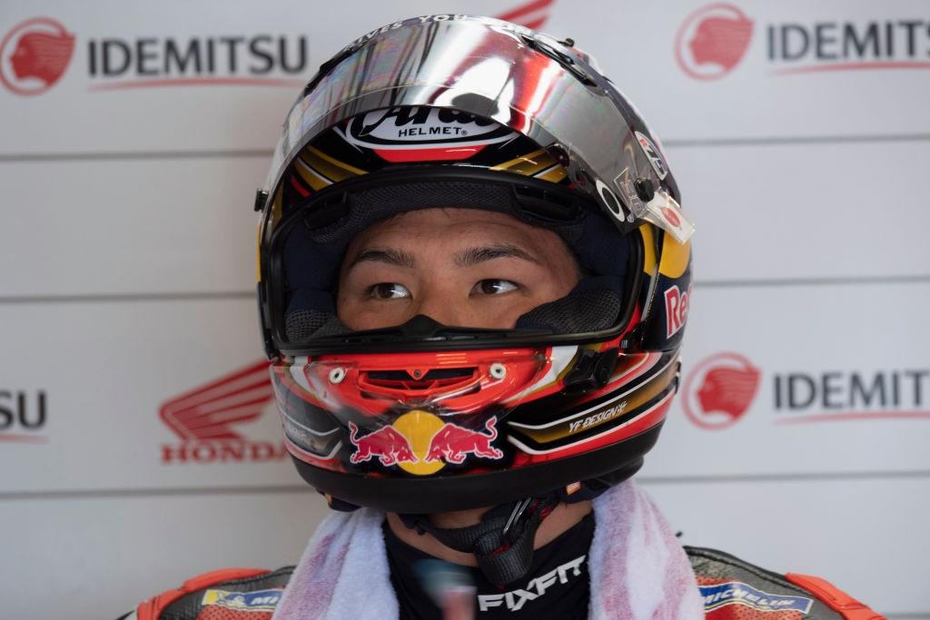 Дни преди своето домашно състезание в Япония, Honda потвърдиха, че
