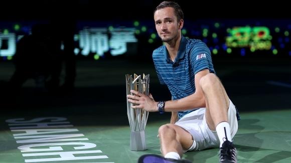 Участникът на шест поредни финала Даниил Медведев реши да съхрани