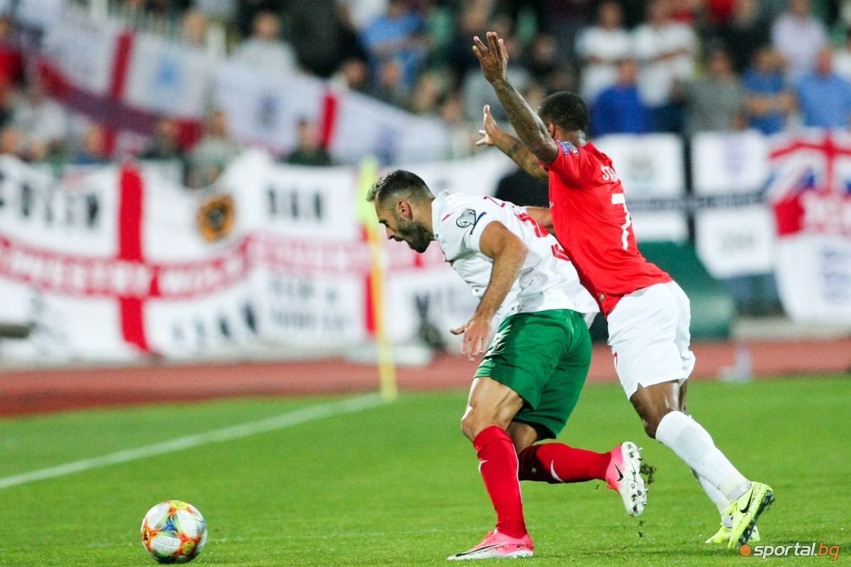 Официално от УЕФА повдигнаха обвинения срещу България след снощния мач