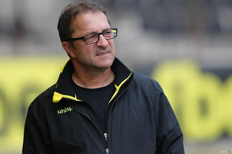 Ботев (Пловдив) не успя да разтрогне с доскорошния си треньор