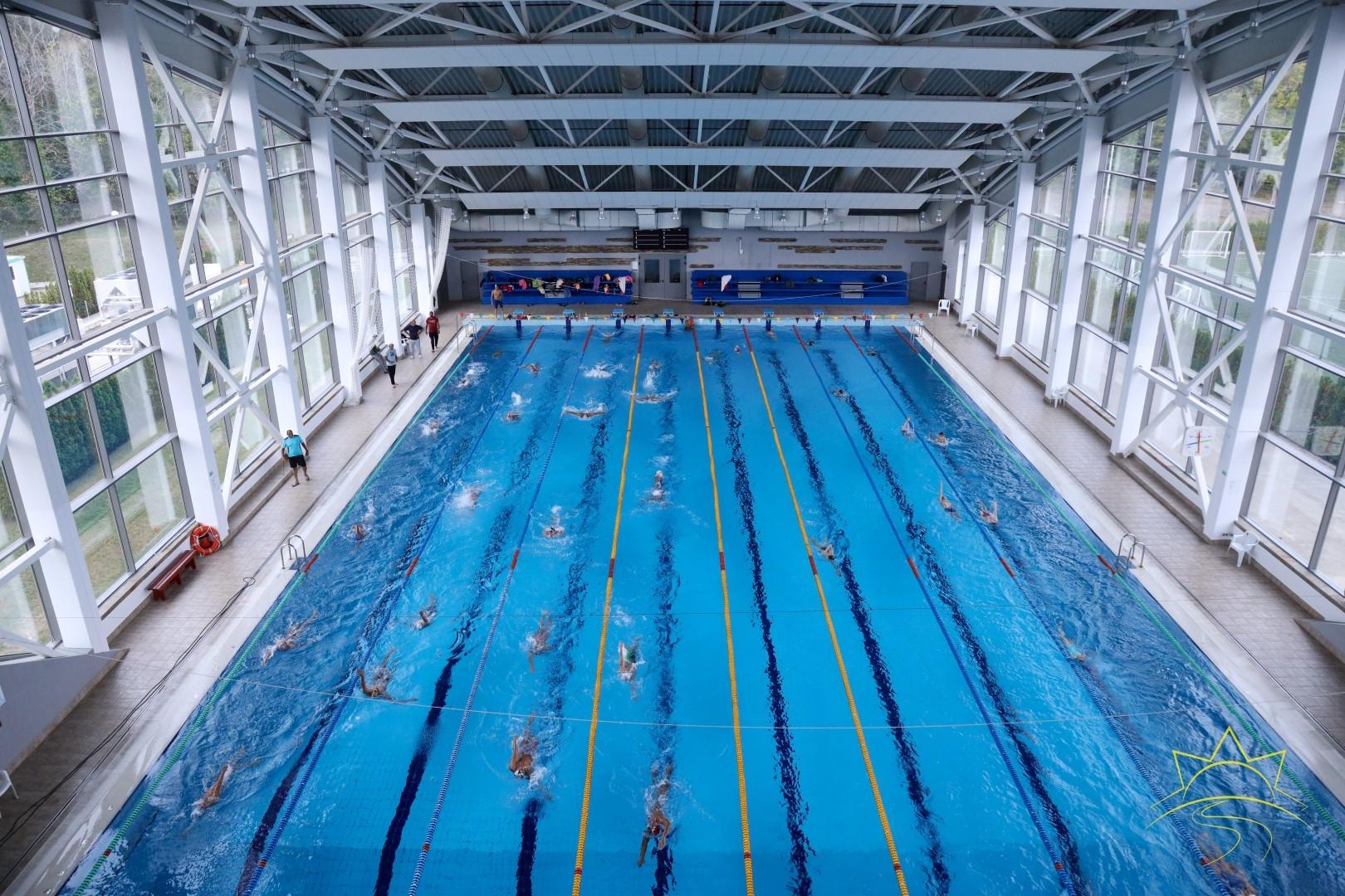 Над 40 състезатели от плувния отбор на най-силния спортен клуб