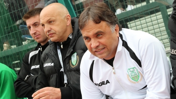 Старши треньорът на Хебър (Пазарджик) Николай Митов остана доволен от