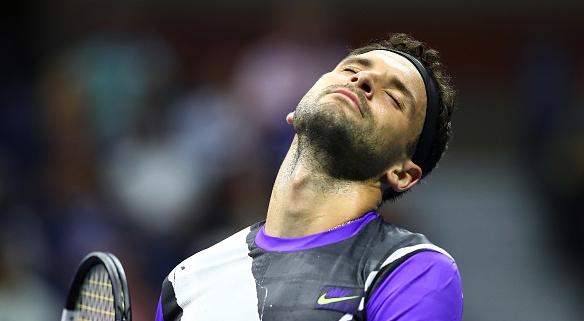 Най-добрият ни тенисист Григор Димитров загуби със 7:6 (7), 3:6,