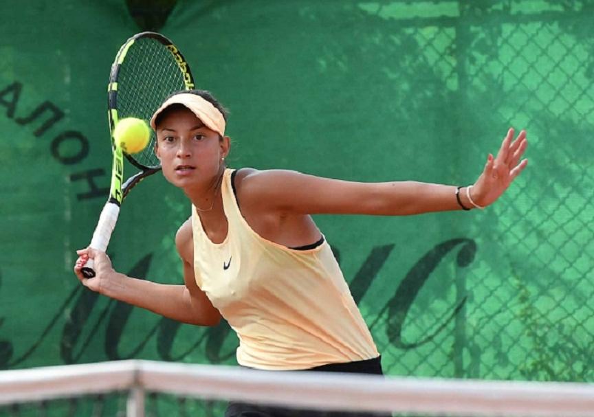 Държавната шампионка Петя Аршинкова се класира за четвъртфиналите на турнира