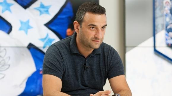 Предстедателят на Националния клуб на привържениците на Левски Степан Хиндлиян
