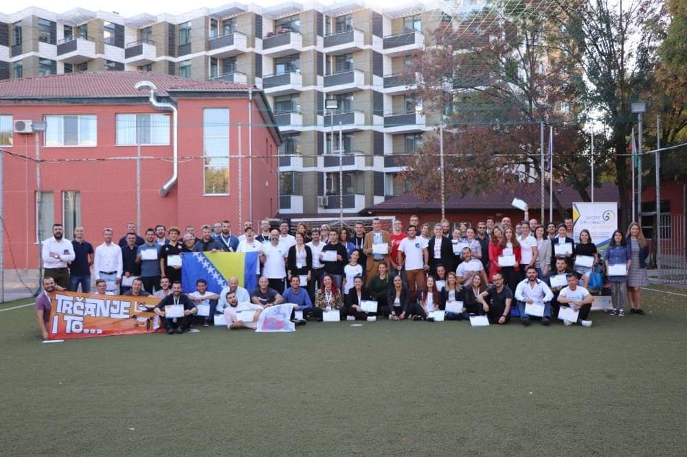 В периода 11-17 октомври 2019 в София се проведе първи