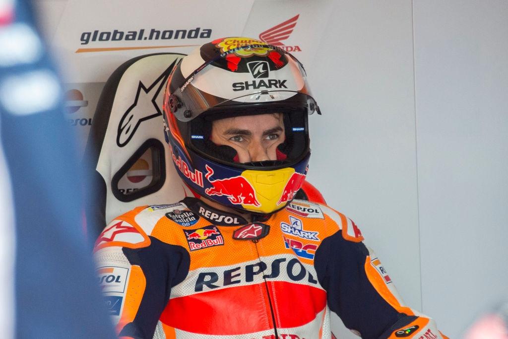 Съотборникът на шампиона Марк Маркес в MotoGP тима на Honda