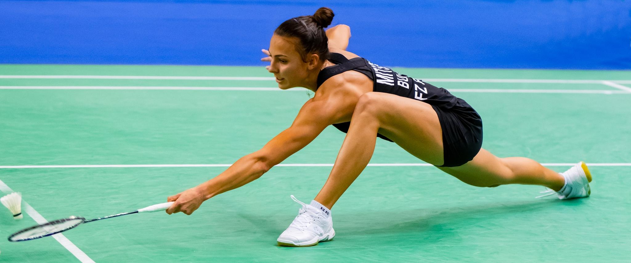 Българката Мария Мицова се класира за третия кръг турнира по