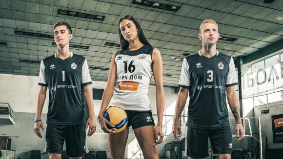 Волейболистите на Славия стартират срещу Монтана участието си във волейболната