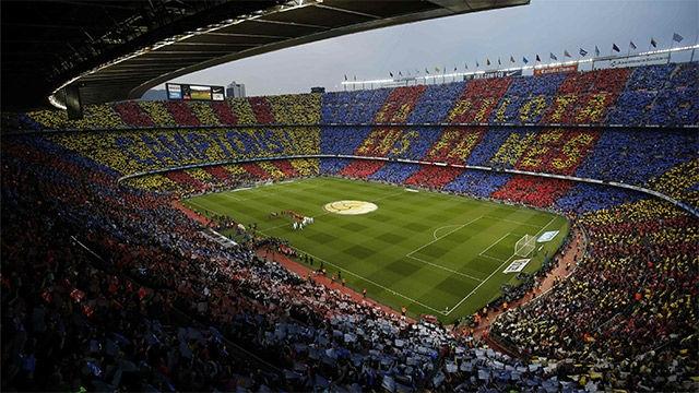 Голямото дерби на испанския футбол между Барселона и Реал Мадрид