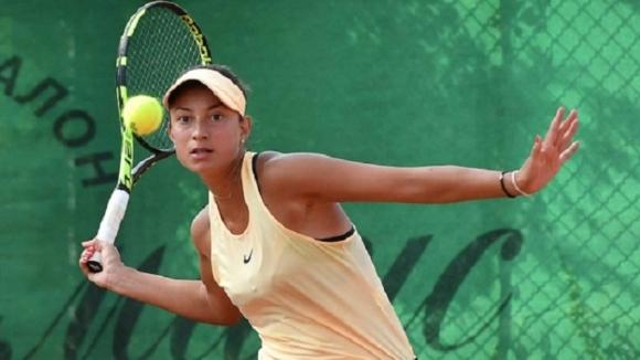 Държавната шампионка за жени Петя Аршинкова отпадна на четвъртфиналите на