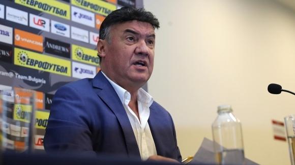 Членът на Изпълкома Камен Костадинов заяви, че според него Борислав