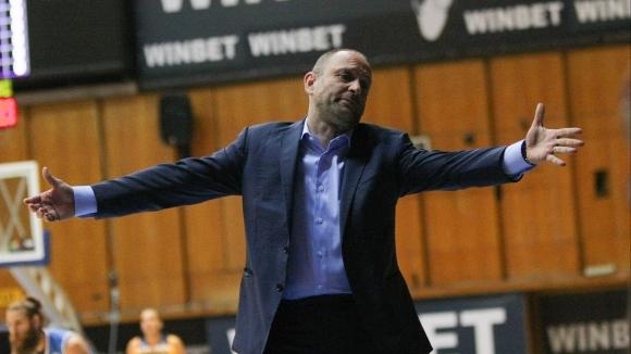 Тити Папазов бе доволен от победата на Левски Лукойл с