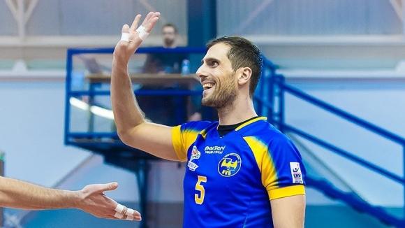 Опитният посрещач Иван Колев отново е в редиците на ЦСКА