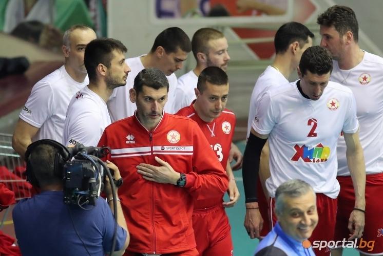 ЦСКА загуби с 0:3 гостуването си на Нефтохимик от първи