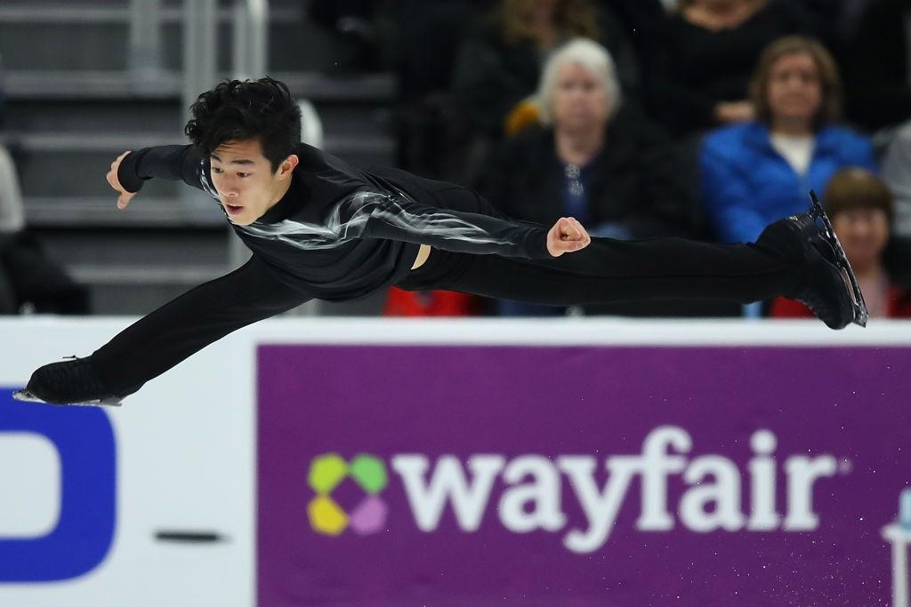 Световният шампион Нейтън Чен завърши на първо място в кратката