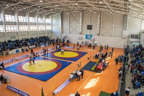 Сливен е домакин на XV-ти Международен турнир по свободна борба