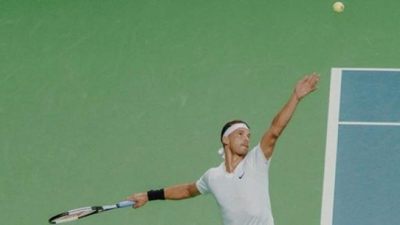 Григор Димитров ще участва отново на двойки в тенис турнир