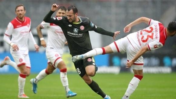 Отборът на Фортуна (Дюселдорф) спечели с 1:0 срещу гостуващия Майнц