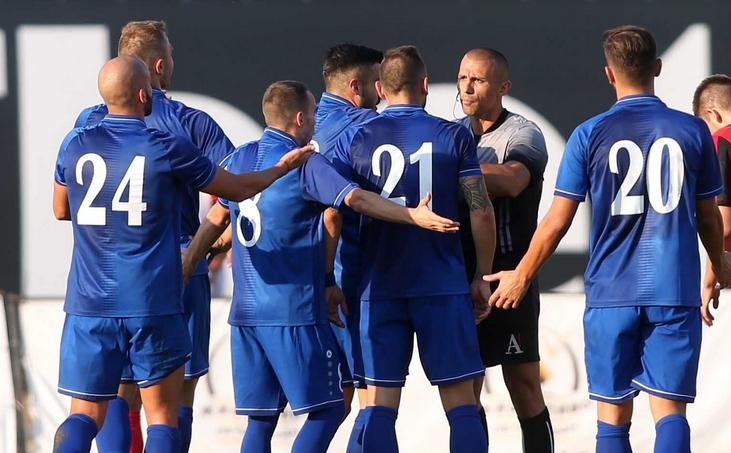 Отборът на Локомотив (Горна Оряховица) побед с 2:1 Монтана в
