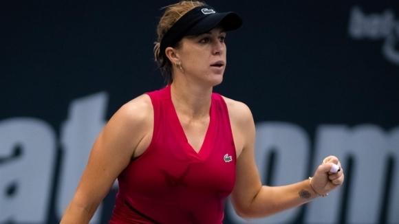 Шампионката през 2014 година Анастасия Павлюченкова се класира за трети