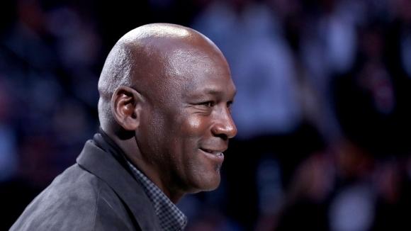 Баскетболната икона Майкъл Джордан преряза лентата на нова болница в
