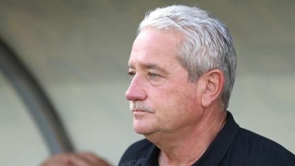 Треньорът на Ботев (Пловдив) Ферарио Спасов говори след поражението на