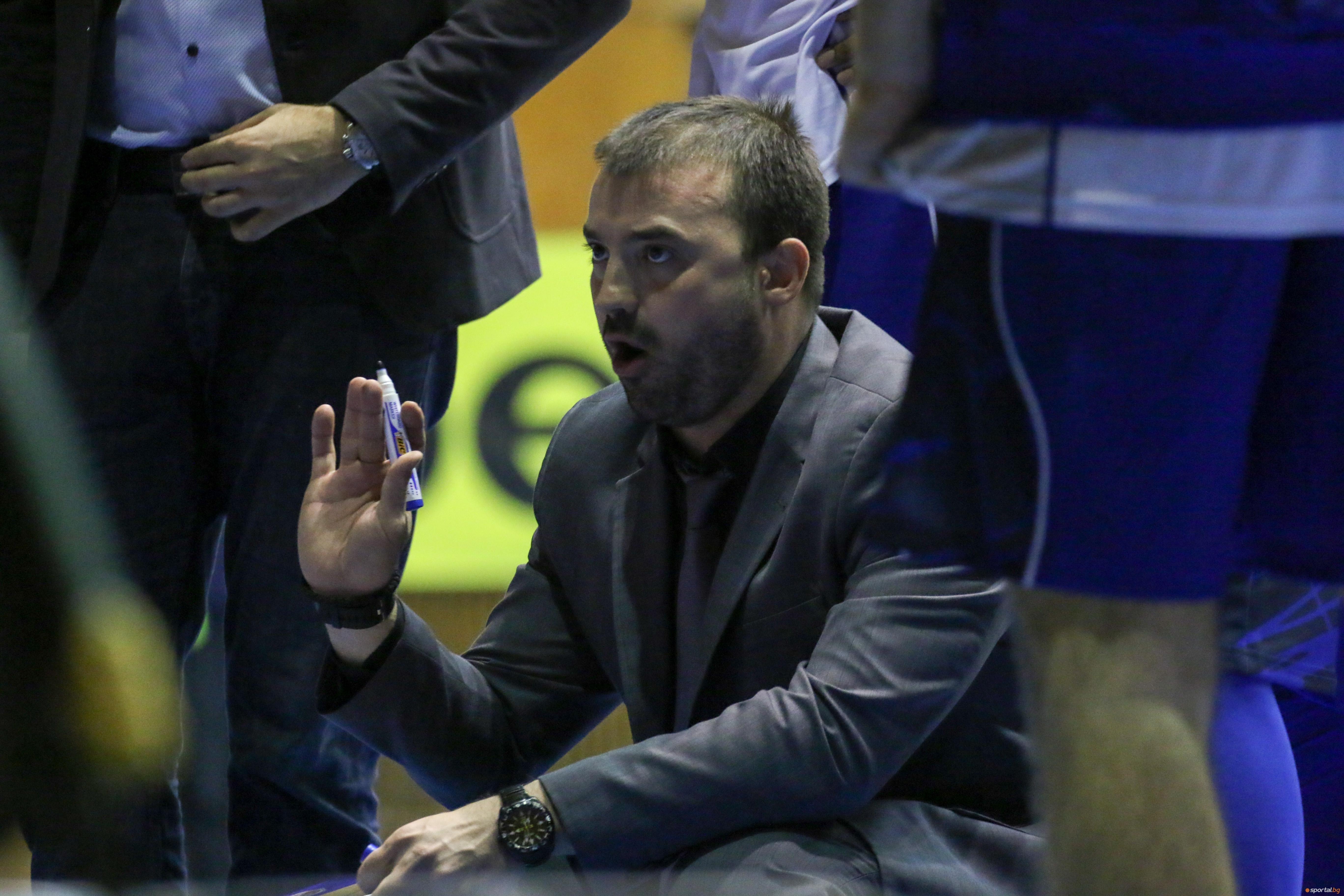 Отборът на Рилски спортист (Самоков) записа очаквана, но не много