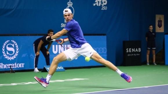 Канадският тенисист Денис Шаповалов достигна до първия си финал в