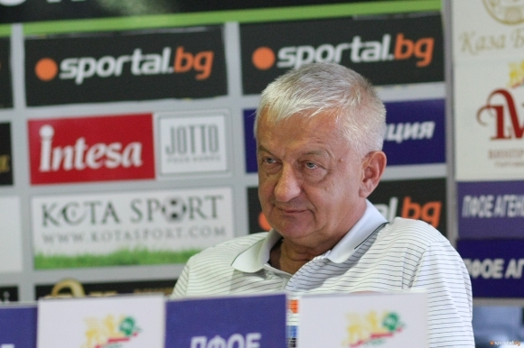 Собственикът на Локомотив (Пловдив) Христо Крушарски даде обширно интервю пред