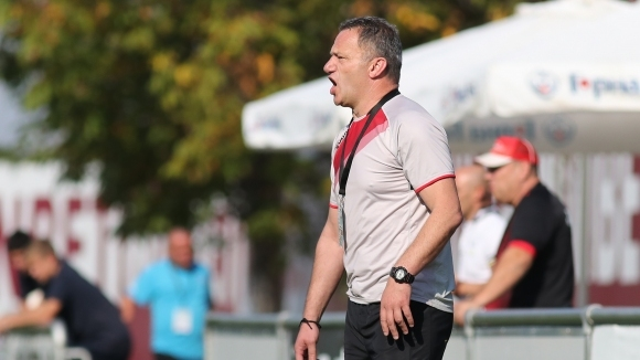 Наставникът на Локомотив (София) Младен Додич даде мнението си загубата