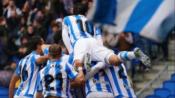 Отборът на Реал Сосиедад обърна Бетис за крайното 3:1 в