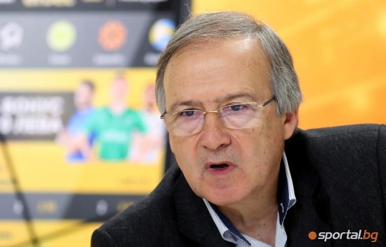 Георги Дерменджиев е фаворит за нов селекционер на България, твърди