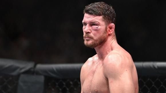 Бившият шампион на UFC в средна категория Майкъл Биспинг замени