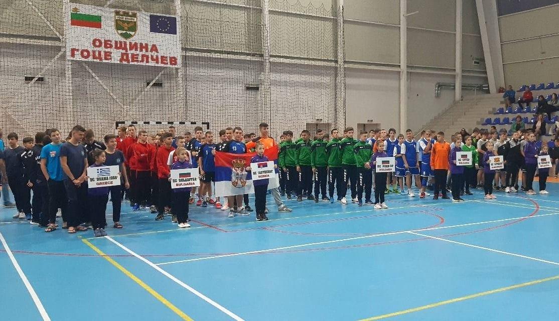 Седем отбора взеха участие в първото издание на международния турнир
