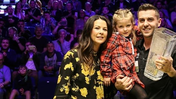 Трикратният световен шампион по снукър Марк Селби спечели 16-а ранкинг