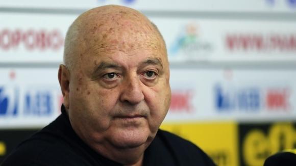 Снимка: Скандал! Венци Стефанов: Дерменджиев не е селекционер! Как така Лечков решава еднолично?!