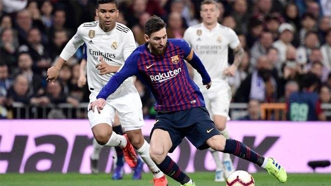 Отборите на Барселона и Реал Мадрид ще играят мача си