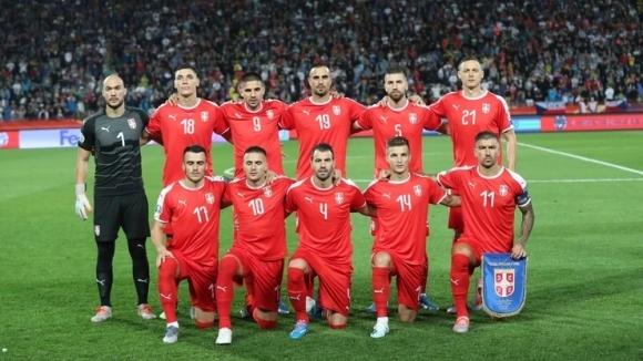УЕФА наказа Сърбия да играе следващия си домакински мач без