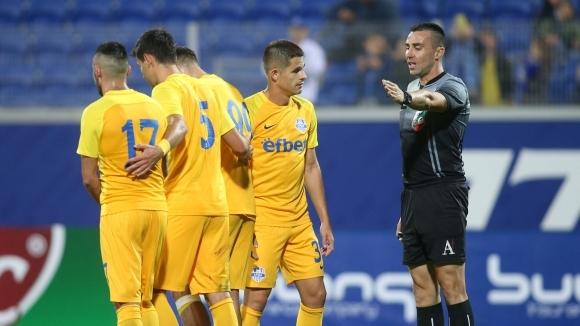 Отборът на Арда (Кърджали) проведе днес първа тренировка след мача