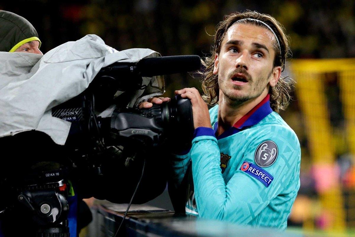 Трансферът на Антоан Гризман от Атлетико Мадрид в Барселона беше