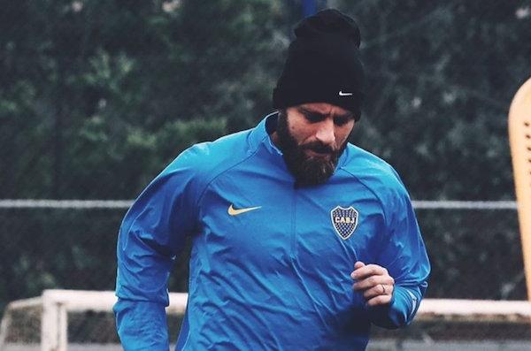 Даниеле Де Роси е здрав и ще може да играе