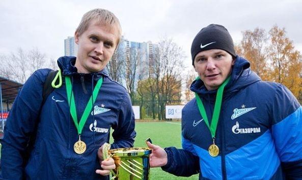 Бившата звезда на Зенит и националния отбор на Русия Андрей