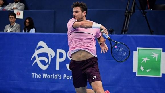 Стан Вавринка е първото голямо име в тениса, което обяви,