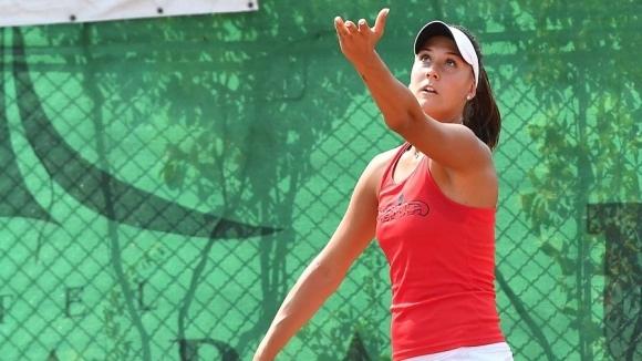 Българката Джулия Терзийска загуби във финалния кръг от квалификациите на